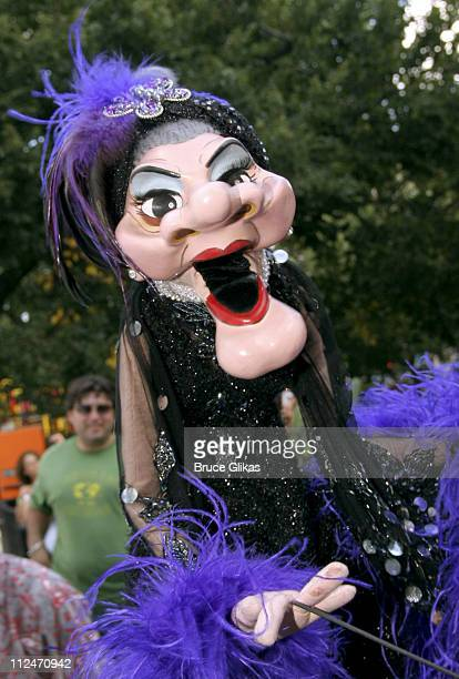 Madame during Wigstock Festival 2005 at Tompkins Square Park in New York City, New York, United States.