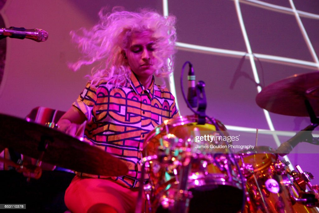 Madame Gandhi performs onstage at Moogfest during 2017 SXSW Conference and Festivals at Cheer Up Charlie's on March 13, 2017 in Austin, Texas.