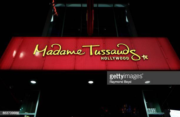 Madame Tussauds Hollywood in Hollywood California on September 10 2017