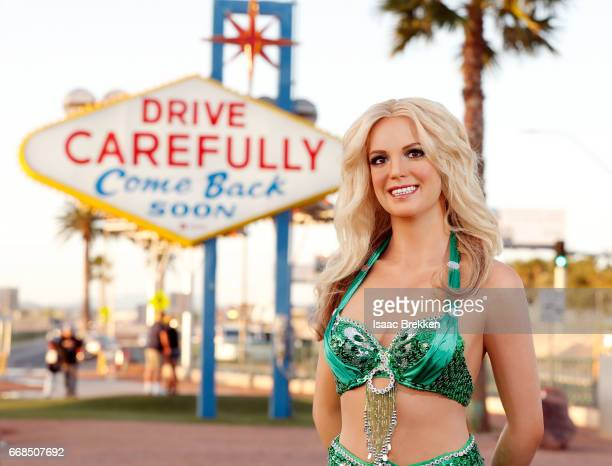 Madame Tussauds Las Vegas bids farewell to Britney SpearsÕ Las Vegas residency and celebrates the show by unveiling her newly styled wax figure on...