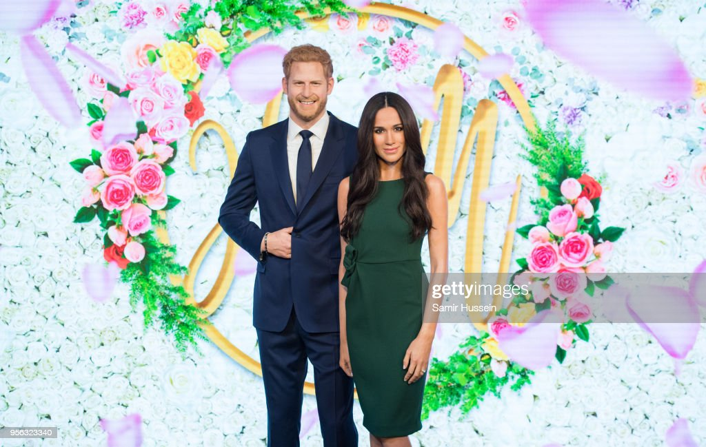 Madame Tussauds Unveils A Wax Figure Of Meghan Markle : News Photo