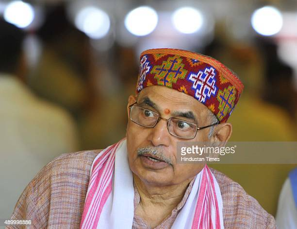 Madan Das Devi former Joint General Secretary of RSS during an inaugural function of birth anniversary celebrations of great philosopher thinker...