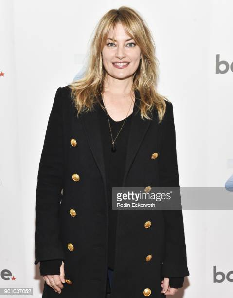 Madchen Amick attends ZBS Backstage Present The Wonder Women of Hollywood at Zak Barnett Studios on January 3 2018 in Los Angeles California