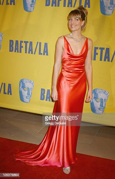 Madchen Amick during 13th Annual BAFTA/LA Britannia Awards at Beverly Hilton Hotel in Beverly Hills California United States