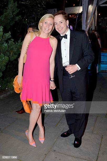 Maddie Hamilton and Brian Hamilton attend the Wildlife Conservation Society We Stand for Wildlife at Central Park Zoo on June 9 2016 in New York City