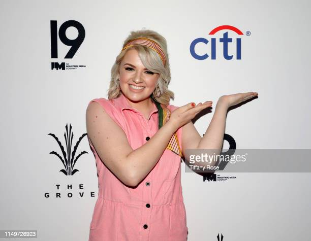 Maddie Poppe attends Citi Presents Maddie Poppe Live At The Grove on May 16 2019 in Los Angeles California