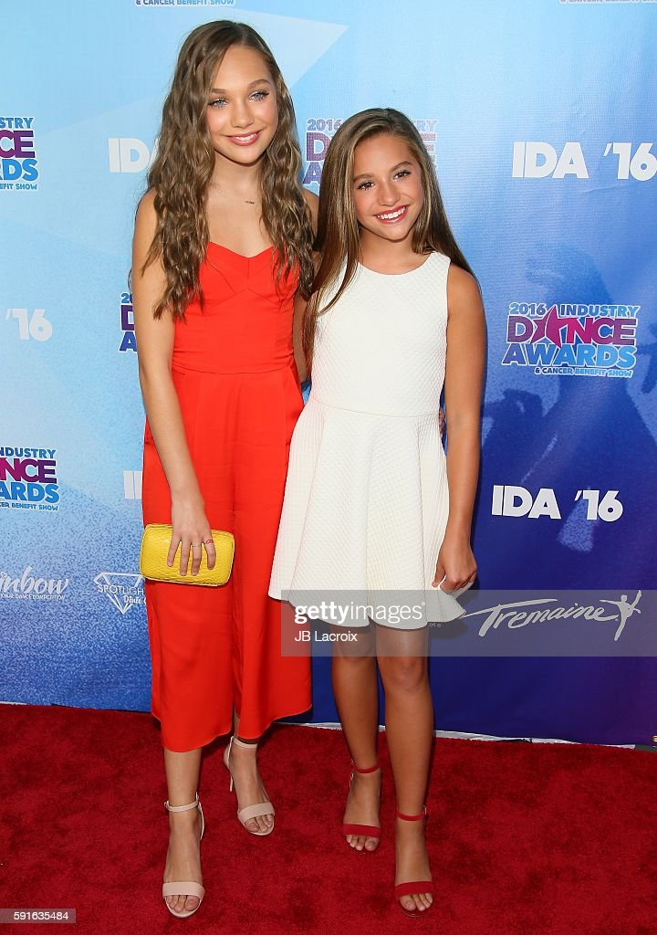 2016 Industry Dance Awards And Cancer Benefit Show - Arrivals