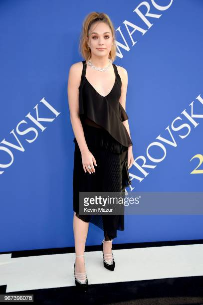 Maddie Ziegler attends the 2018 CFDA Fashion Awards at Brooklyn Museum on June 4 2018 in New York City