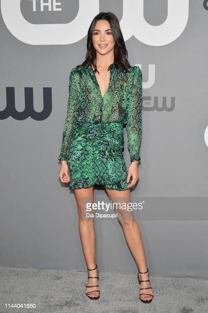 Maddison Jaizani attends the 2019 CW Network Upfront at New York City Center on May 16 2019 in New York City