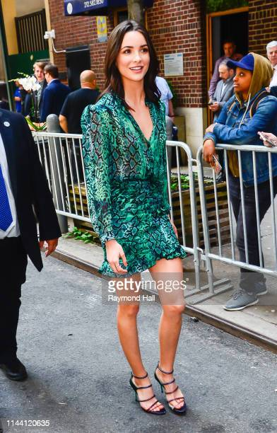 Maddison Jaizani attends the 2019 CW Network Upfront on May 16 2019 in New York City