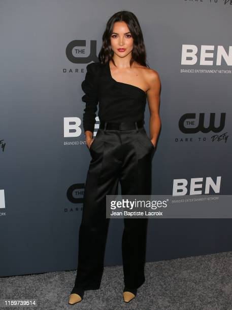 Maddison Jaizani attends The CW's Summer 2019 TCA Party sponsored by Branded Entertainment Network at The Beverly Hilton Hotel on August 04 2019 in...