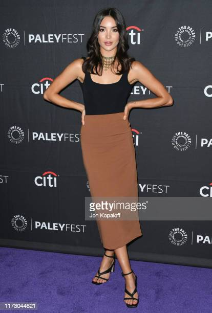 Maddison Jaizani attends The Paley Center For Media's 2019 PaleyFest Fall TV Previews The CW at The Paley Center for Media on September 07 2019 in...