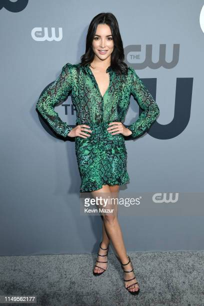 Maddison Jaizani attends the The CW Network 2019 Upfronts at New York City Center on May 16 2019 in New York City