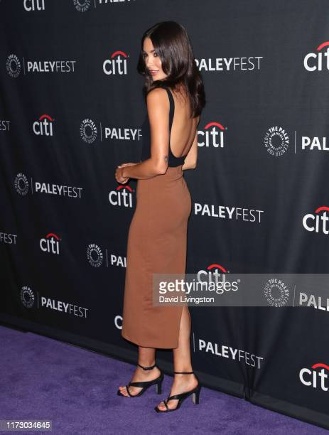 Maddison Jaizani of Nancy Drew attends The Paley Center for Media's 2019 PaleyFest Fall TV Previews The CW at The Paley Center for Media on September...