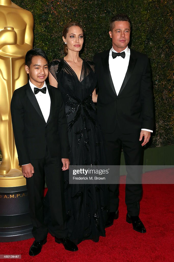 Academy Of Motion Picture Arts And Sciences' Governors Awards - Arrivals : Nachrichtenfoto