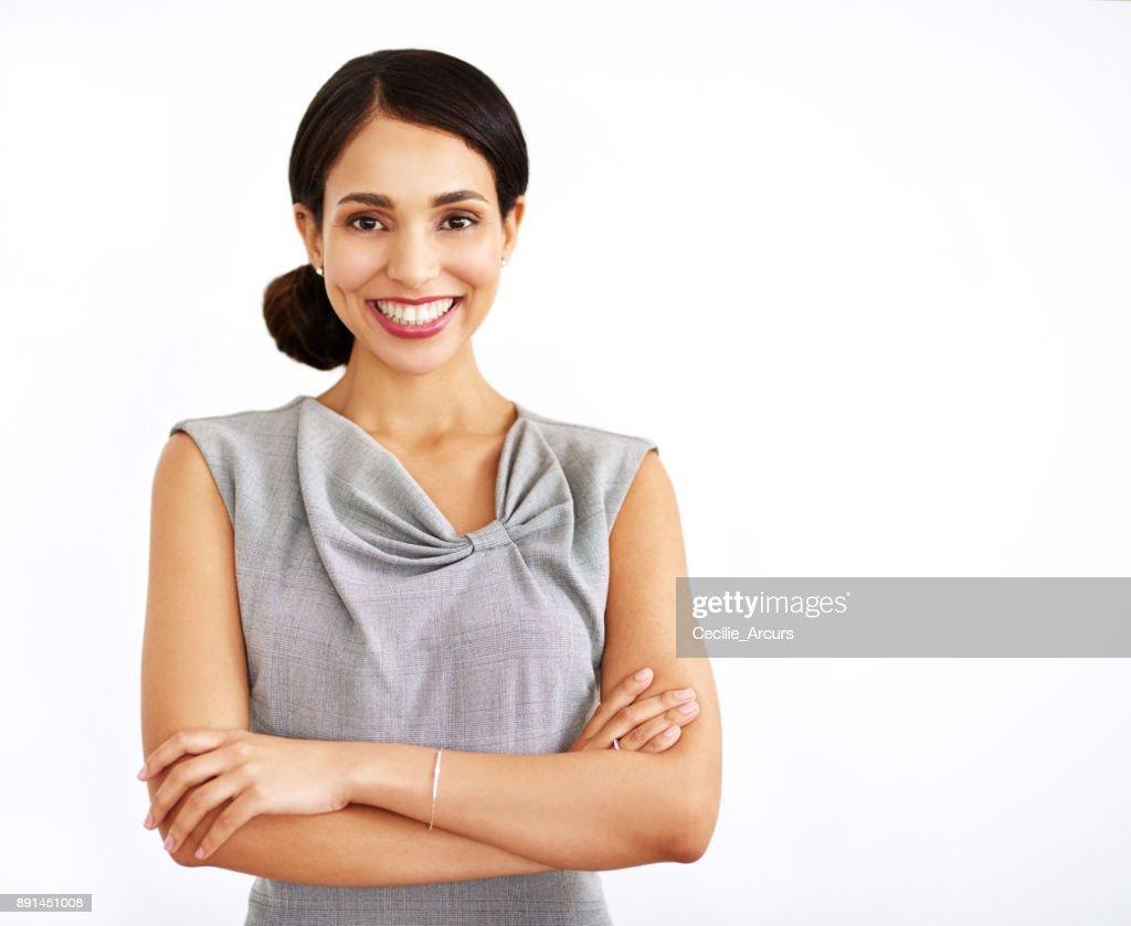 I made a choice to be a success : Stock Photo