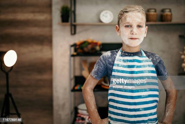 i made a mess - apron stock pictures, royalty-free photos & images