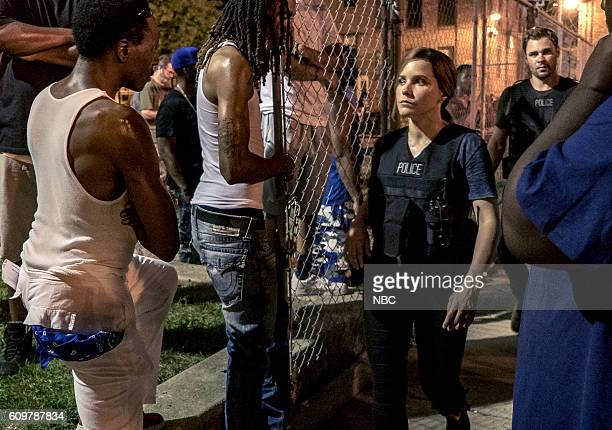 D 'Made a Wrong Turn' Episode 402 Pictured Sophia Bush as Erin Lindsay