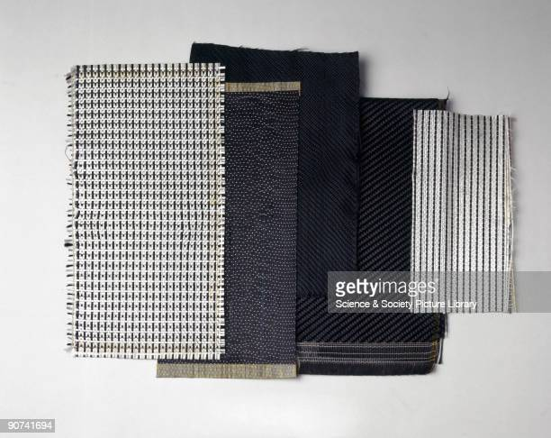 Made at the Royal Aircraft Establishment Farnborough Hampshire Early prepreg is the name given to composite fabrics made from fibres that have been...