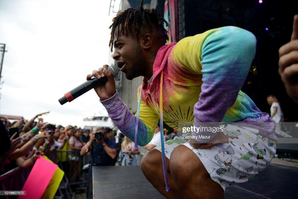 Billboard Hot 100 Festival 2018 - Day 2 : News Photo
