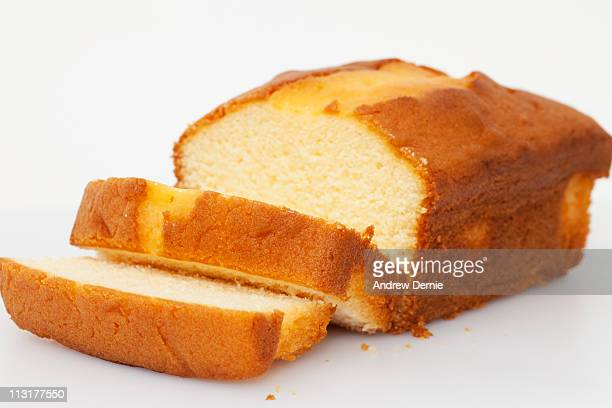 madeira cake - sponge cake stock pictures, royalty-free photos & images