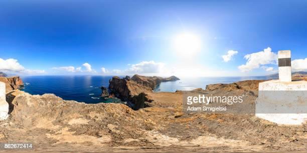 Madeira landscape (360 degree panorama)
