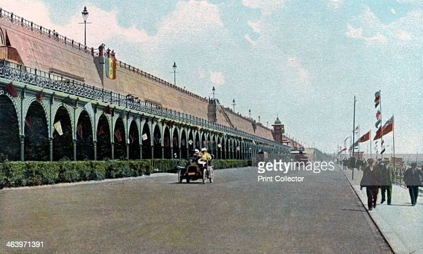 Madeira Road motor track Brighton East Sussex c1900sc1920s