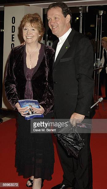Madelaine Newton and Kevin Whately arrive at the UK Premiere of The Constant Gardener as the opening gala for The Times BFI London Film Festival at...