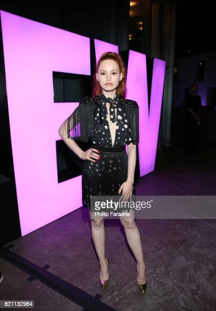 Madelaine Petsch at Entertainment Weekly's annual ComicCon party in celebration of ComicCon 2017 at Float at Hard Rock Hotel San Diego on July 22...