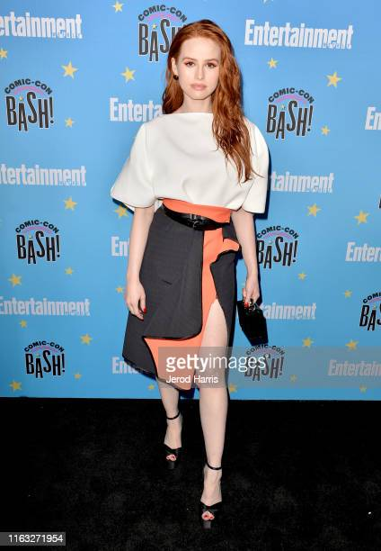 Madelaine Petsch attends Entertainment Weekly ComicCon Celebration at Float at Hard Rock Hotel San Diego on July 20 2019 in San Diego California