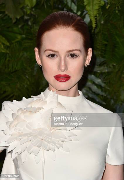 Madelaine Petsch attends Max Mara WIF Face Of The Future at Chateau Marmont on June 12 2018 in Los Angeles California