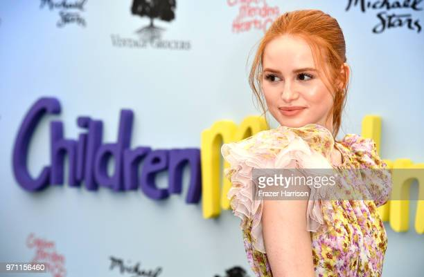 Madelaine Petsch attends the 10th Annual Empathy Rocks Fundraiser at Private Residence on June 10 2018 in Bel Air California