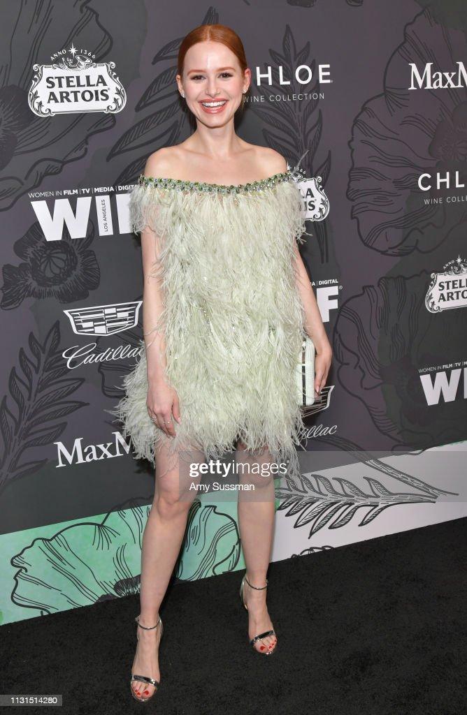 CA: 12th Annual Women In Film Oscar Party - Arrivals