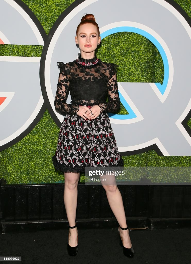 Madelaine Petsch attends the 2017 GQ Men of The Year Party on December 07, 2017 in Los Angeles, California.