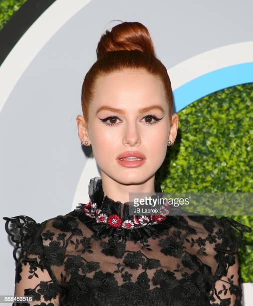 Madelaine Petsch attends the 2017 GQ Men of The Year Party on December 07 2017 in Los Angeles California
