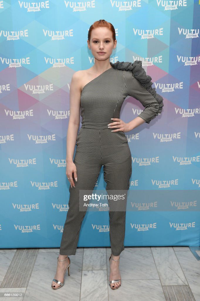 Madelaine Petsch of Riverdale series attends the Vulture Festival at The Standard High Line on May 20, 2017 in New York City.