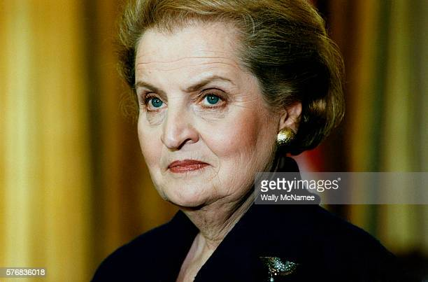Madeleine Albright the 64th Secretary of State was the first female to hold the office and is the highest ranking female government official in the...