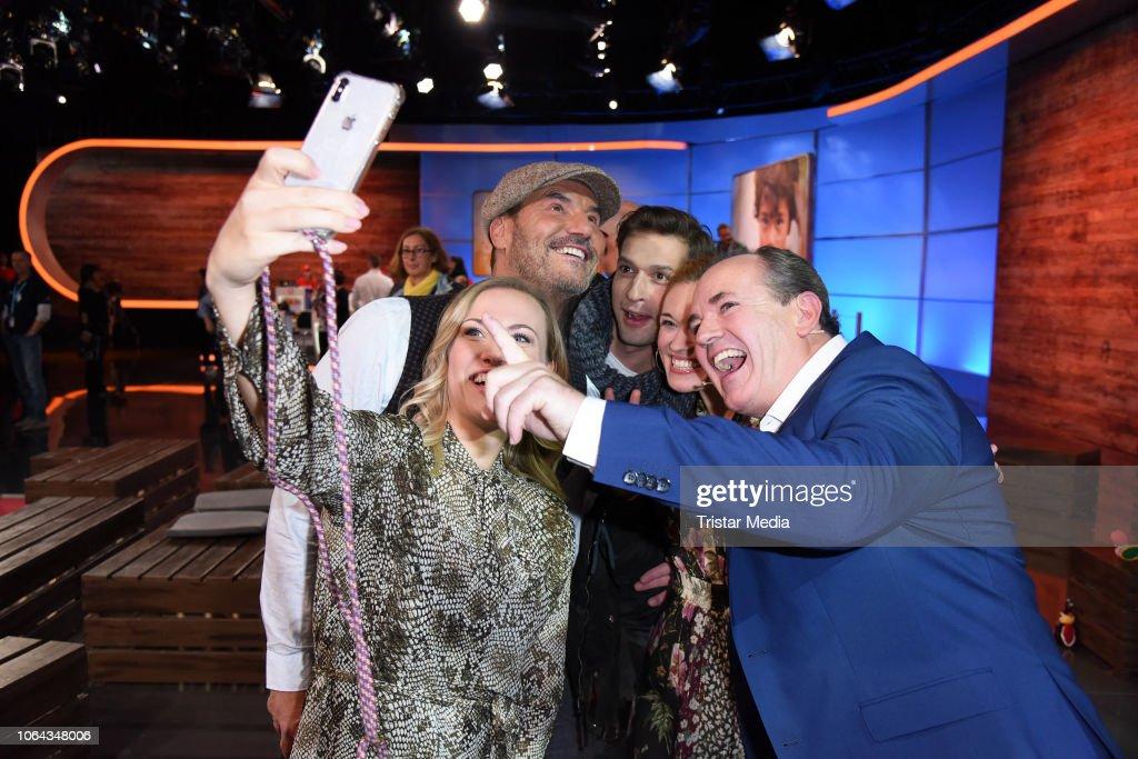 RTL Telethon 2018 : News Photo