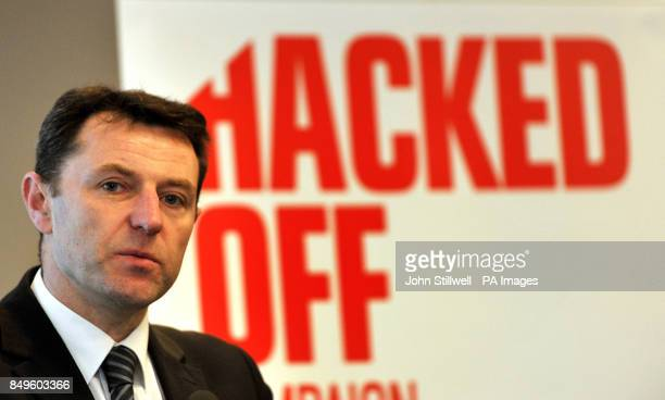 Madeleine McCann's father Dr Gerry McCann gives his views on the impending publication of the Conservatives proposal for a 'Royal Charter' for Press...