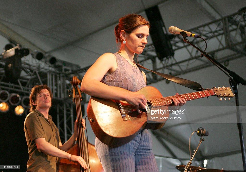 Bonnaroo 2005 - Day 1 - Madeleine Peyroux
