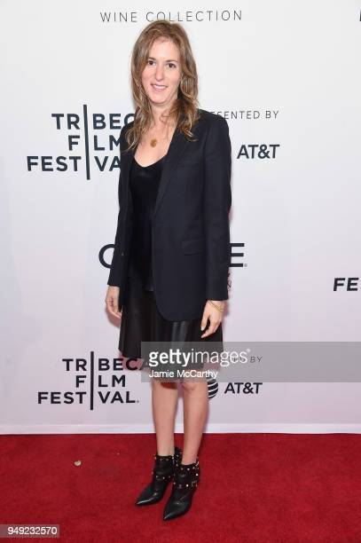 Madeleine Sackler attends the screening of OG during the Tribeca Film Festival at SVA Theatre on April 20 2018 in New York City