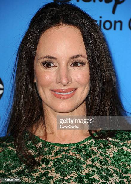 Madeleine Stowe arrives at the 2013 Television Critics Association's Summer Press Tour - Disney/ABC Party at The Beverly Hilton Hotel on August 4,...