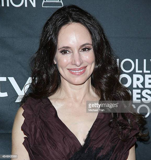 Madeleine Stowe arrives at the HFPA InStyle's 2014 TIFF Celebration held during the 2014 Toronto International Film Festival on September 6 2014 in...