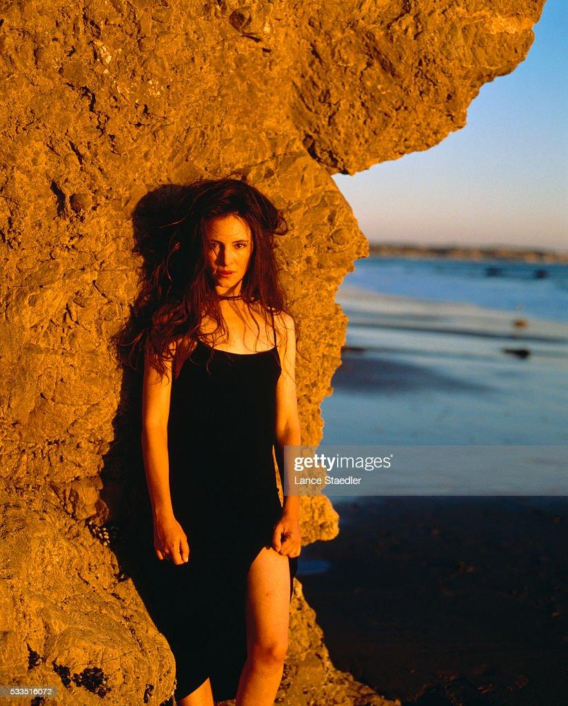 Madeleine Stowe, Esquire, March 1998 : News Photo