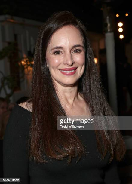 Madeleine Stowe attends the 2017 Gersh Emmy Party presented by Tequila Don Julio 1942 on on September 15 2017 in Los Angeles California