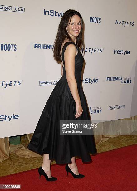 "Madeleine Stowe during Producer Brad Grey Honored at Project A.L.S. ""Friends Finding A Cure"" at Regent Beverly Wilshire Hotel in Beverly Hills,..."