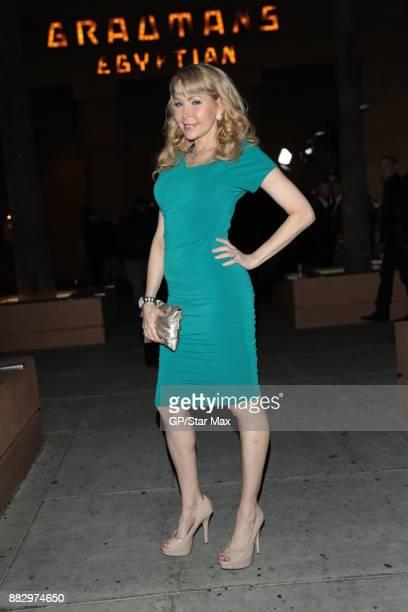 Madeleine Wade is seen on November 29 2017 in Los Angeles CA