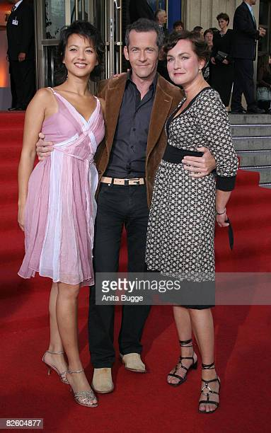 Madeleine Wehle Harald Pignatelli and Britta Elm