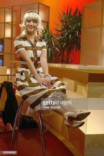 Madeleine Wehle NDRShow Jubiläum 45 Jahre Aktuelle Schaubude Hamburg 211102