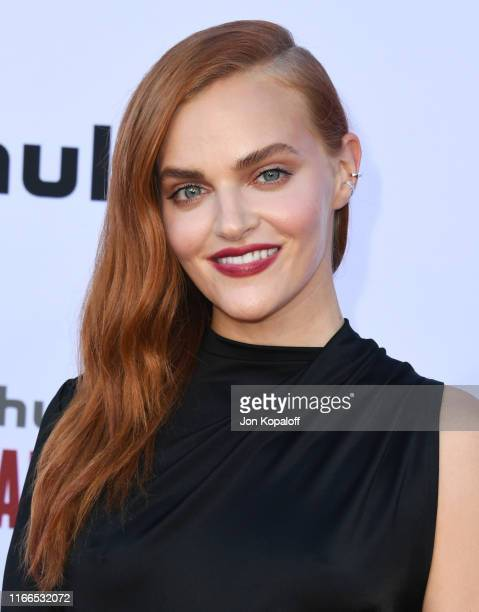 Madeline Brewer attends Hulu's The Handmaid's Tale Celebrates Season 3 Finale at Regency Village Theatre on August 06 2019 in Westwood California